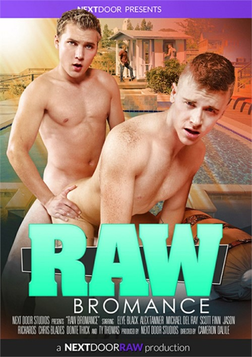 Raw Bromance Cover Front