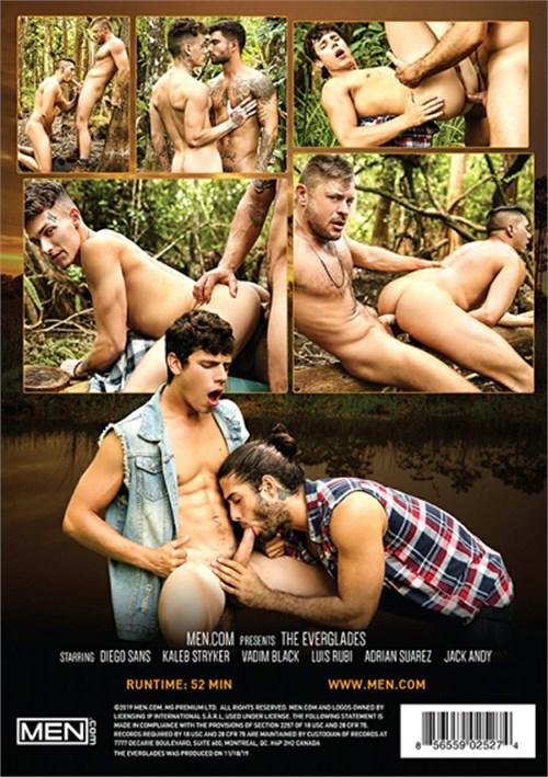 The Everglades Cover