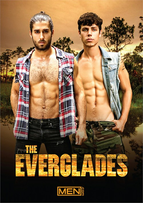 The Everglades Cover Front