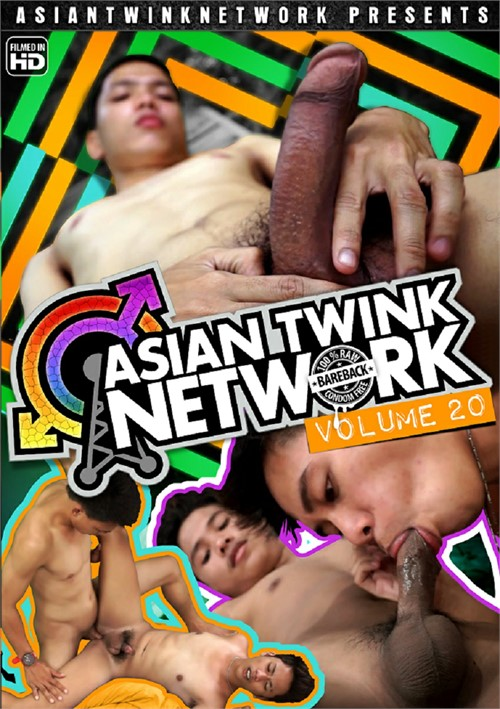 Asian Twink Network Vol. 20 Boxcover