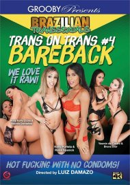 Brazilian Transsexuals: Trans On Trans #4 image