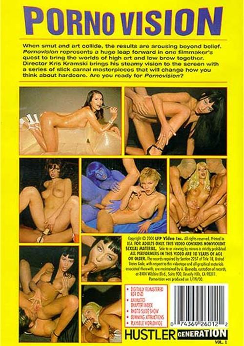 Pornovision