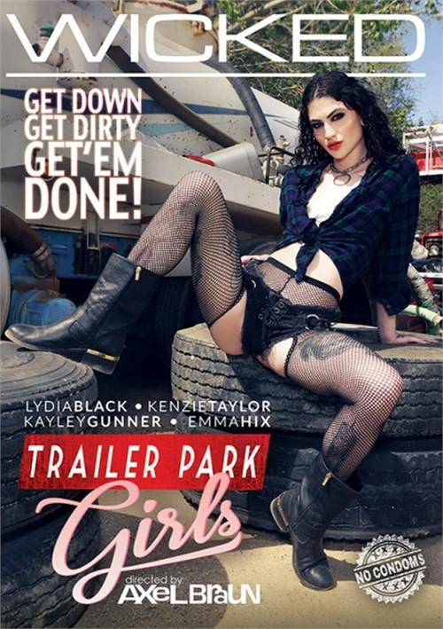 Kenzie Taylor stars in Trailer Park Girls.