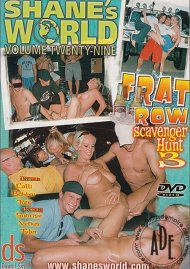 Shanes World 29: Frat Row Scavenger Hunt 3 Porn Movie