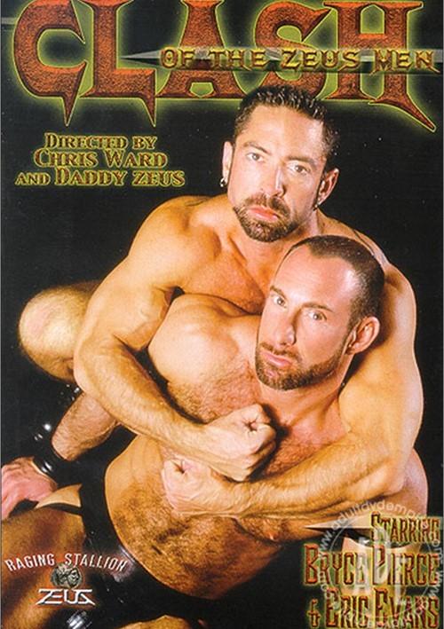 Clash of the Zeus Men Cover Front