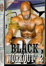 Black Workout #12 Porn Movie