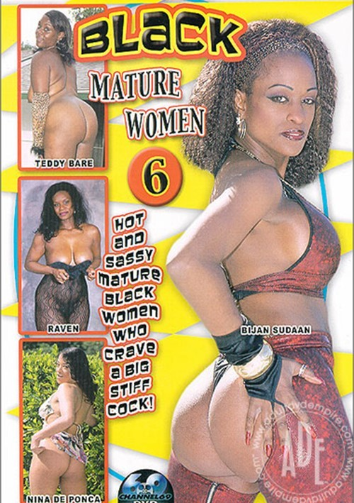 Black mature streaming porn videos