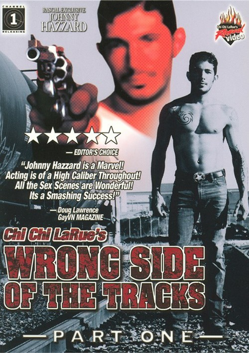 Wrong Side Of The Tracks Part 1 Boxcover