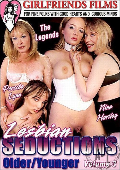 Lesbian Seductions Older/Younger Vol  3