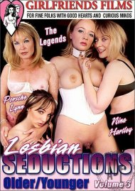 Lesbian Seductions Older/Younger Vol. 3 Porn Video