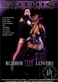 Rubber Toy Lovers Porn Video