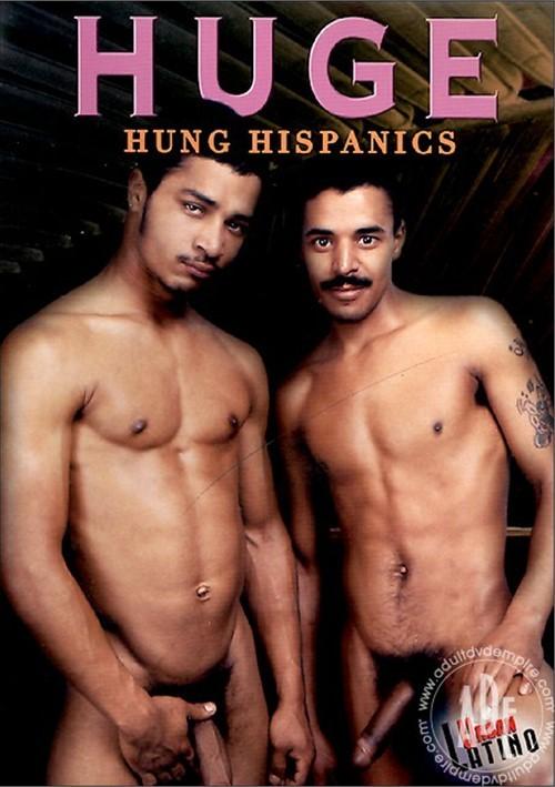 Huge Hung Hispanics Boxcover