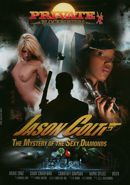 Jason Colt: The Mystery of the Sexy Diamonds