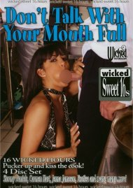 Don't Talk With Your Mouth Full image