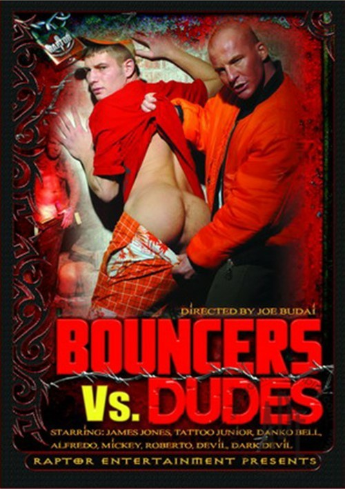 Bouncers Vs. Dudes Boxcover