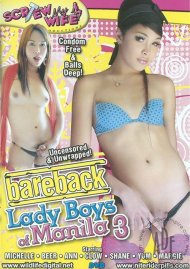 Bareback Lady Boys of Manila 3 Porn Video