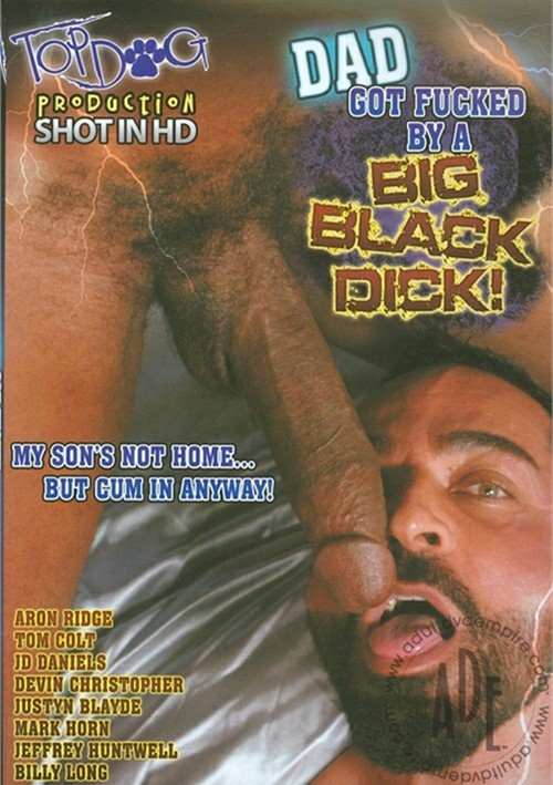 Dad Got Fucked By A Big Black Dick! Boxcover