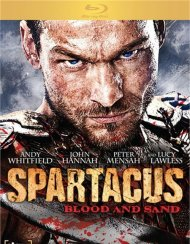 Spartacus: Blood And Sand - The Complete First Season Blu-ray Movie