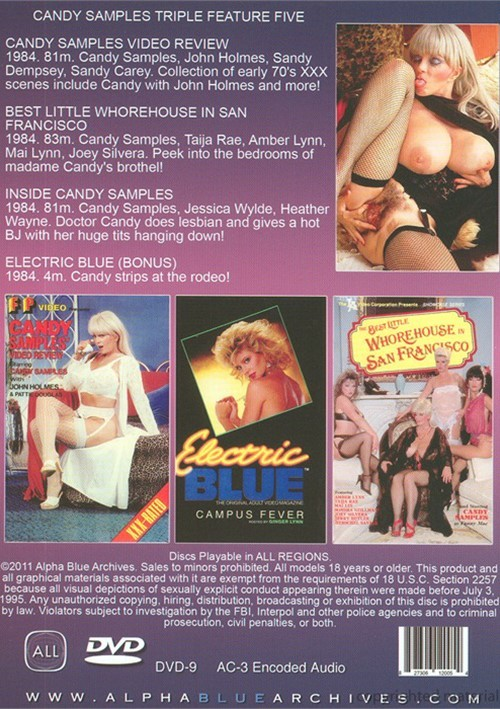 Candy Samples Triple Feature 5