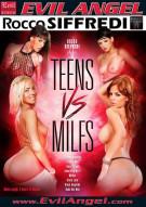 Teens Vs Milfs Porn Movie