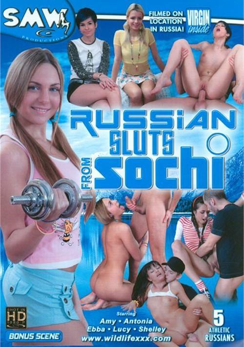 Girls in Sochi