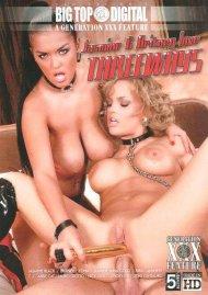 Jasmine & Britney Love Threeways Porn Video