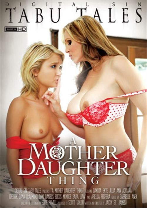 Mother Daughter Thing, A Boxcover