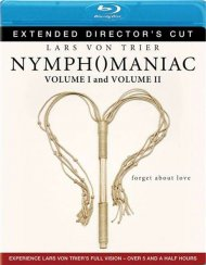 Nymphomaniac: Extended Directors Cut - Volume 1 & 2 Blu-ray Movie