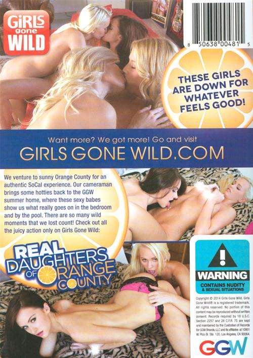 Porn orange county girls