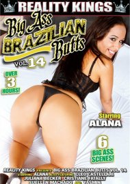 Big Ass Brazilian Butts Vol. 14