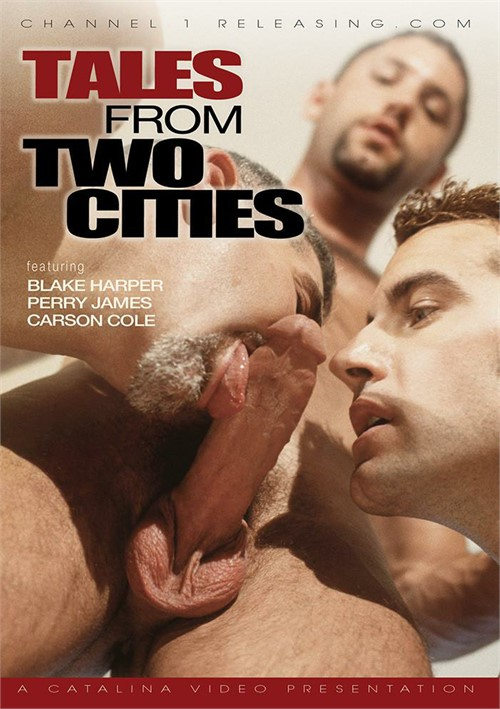 Tales From Two Cities Boxcover