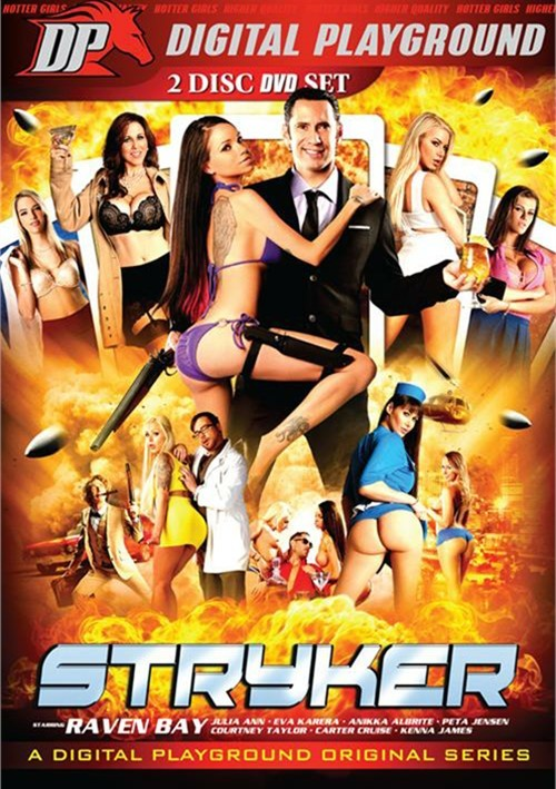 Stryker 2015  Adult Dvd Empire-9064