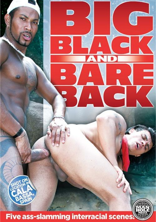 Big Black And Bare Back Boxcover