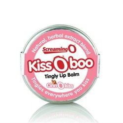 Screaming O - Kiss O Boo Tingly Lip Balm - Cinnamon