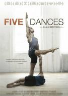 Five Dances Movie