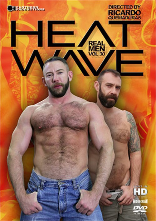 Heat Wave: Real Men Volume 30 Boxcover