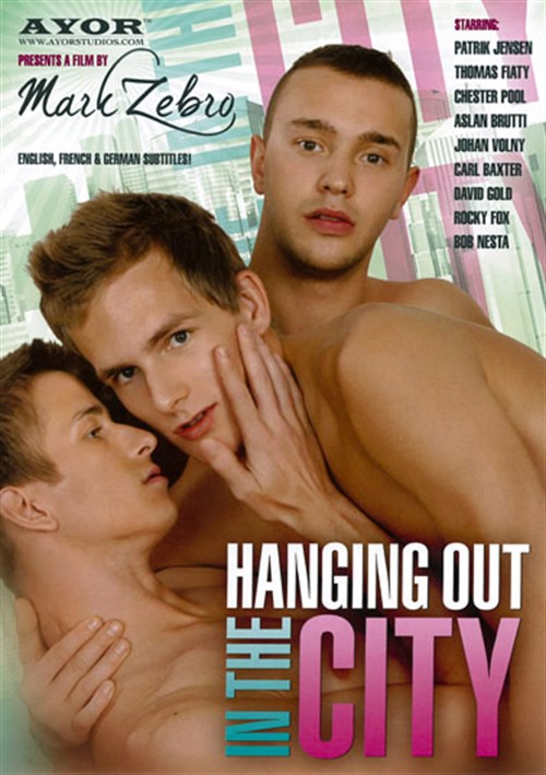 Hanging Out in the City Boxcover