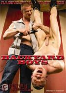 Backyard Boys Gay Porn Movie