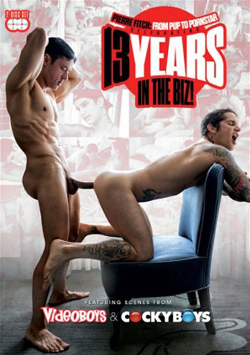 Pierre Fitch: From Pup to PornStar Boxcover