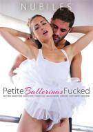 Petite Ballerinas Fucked Porn Movie