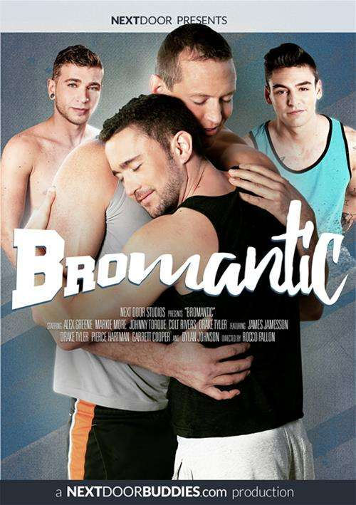 Bromantic Boxcover
