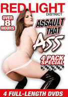 Assault That Ass 4-Pack Porn Movie
