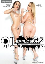Oil Explosion 2 porn DVD from Elegant Angel.