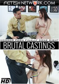 Brutal Castings: Lucie Cline Porn Video