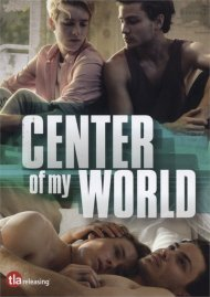Center of My World gay cinema DVD from TLA Releasing.