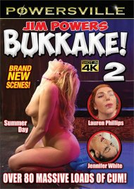 Jim Powers' Bukkake! 2 Porn Video