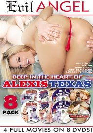 Deep In The Heart Of Alexis Texas 8-Pack