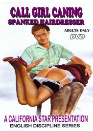 Call Girl Caning & Spanked Hairdresser Porn Video