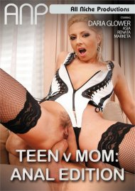 Teen v Mom Anal Edition Porn Video