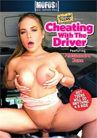 Cheating With The Driver Porn Video
